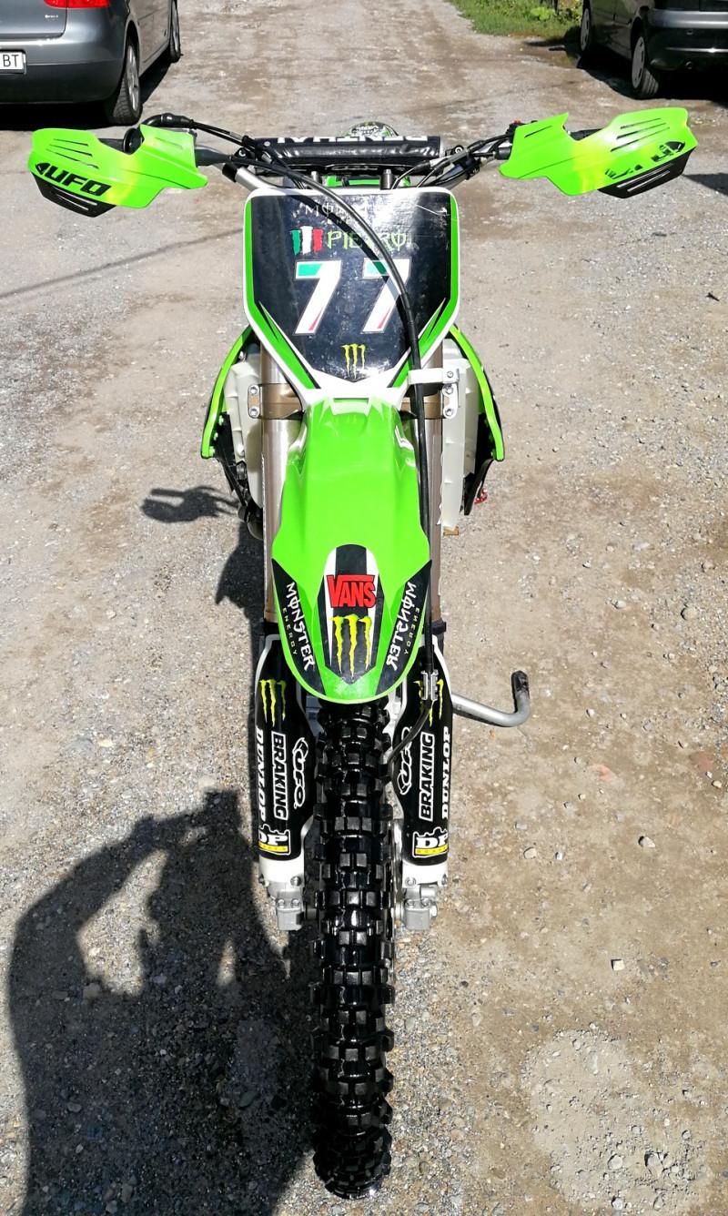 3- Kawasaki Kx