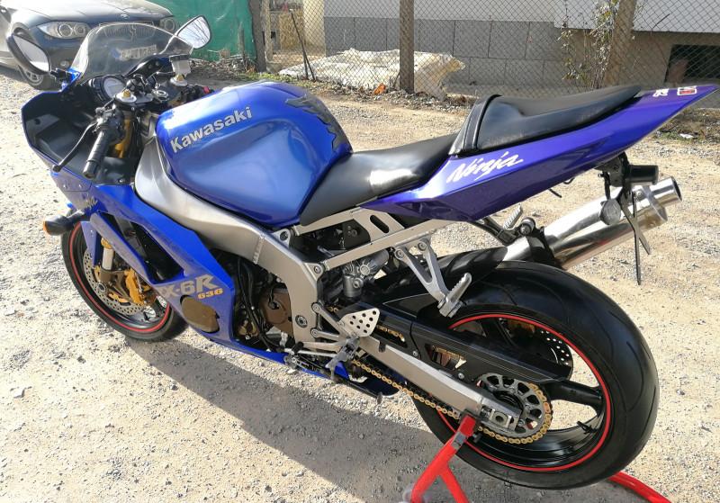 9- Kawasaki Zxr