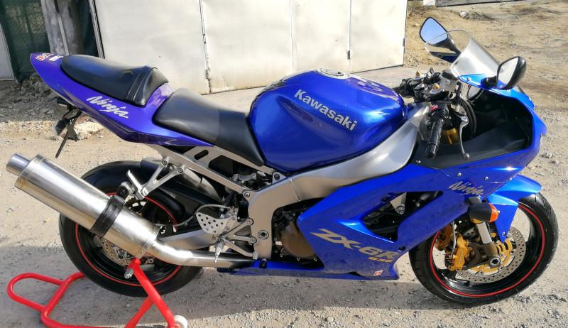 5- Kawasaki Zxr