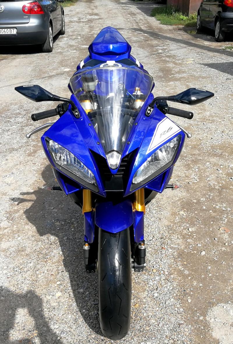 3- Yamaha YZF-R6