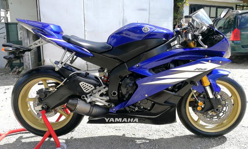 5- Yamaha YZF-R6