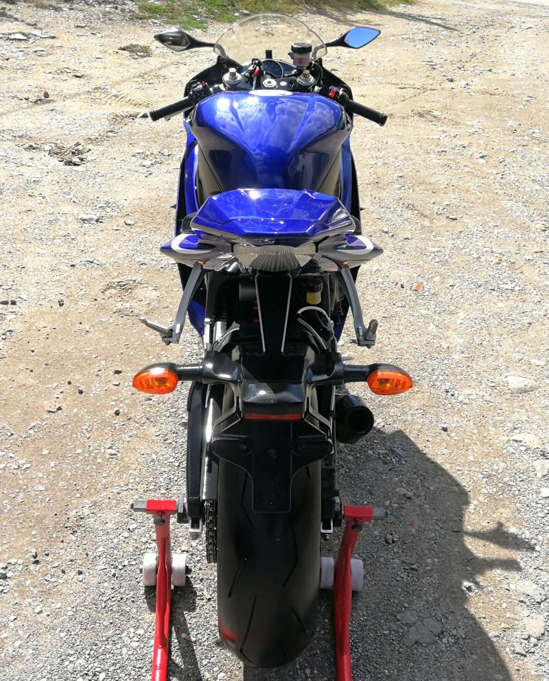 7- Yamaha YZF-R6