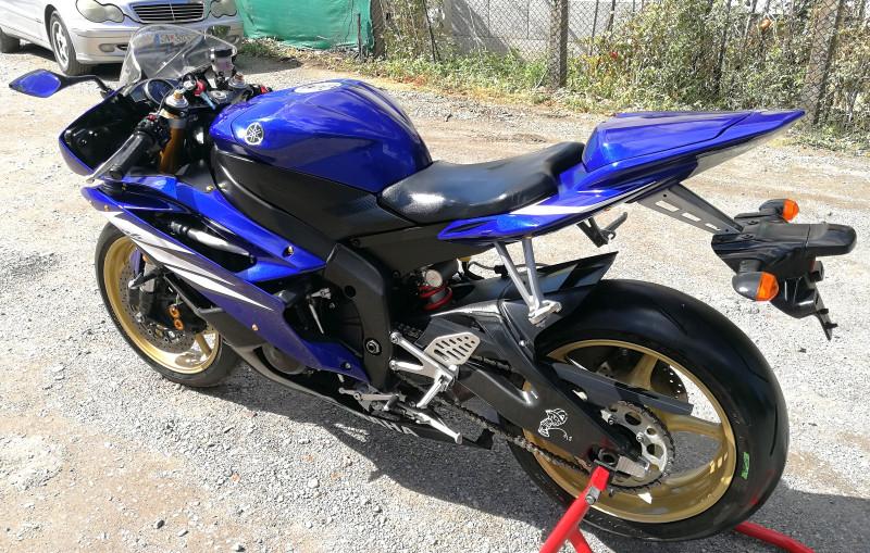 8- Yamaha YZF-R6