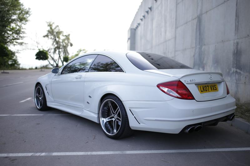 Mercedes-Benz CL 500 - image 5