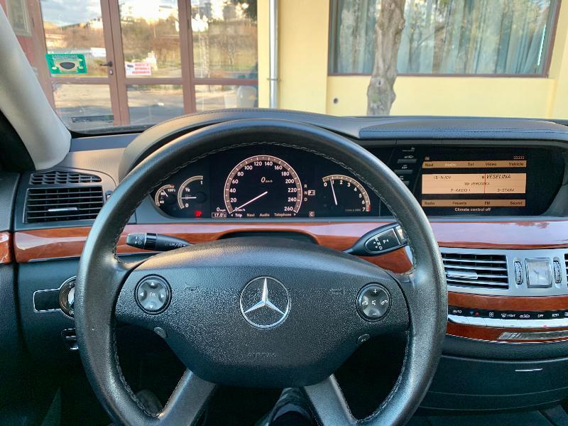 Mercedes-Benz S 350 - image 10