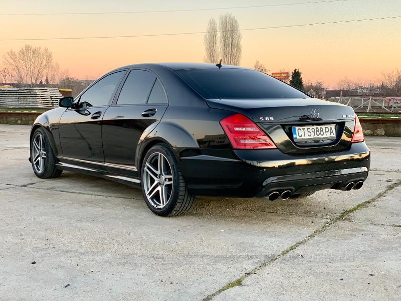 Mercedes-Benz S 350 - image 4