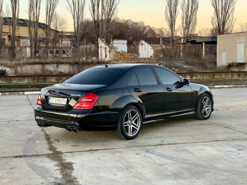 Mercedes-Benz S 350 - image 5
