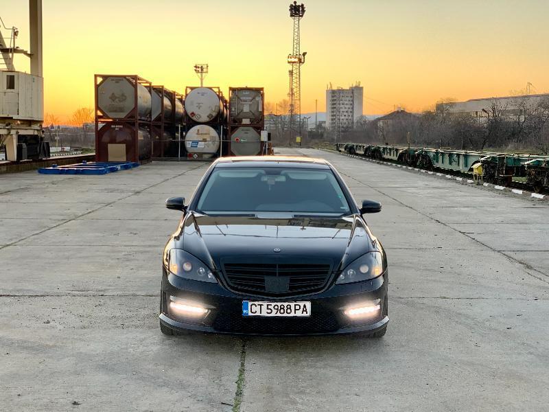 Mercedes-Benz S 350 - image 1