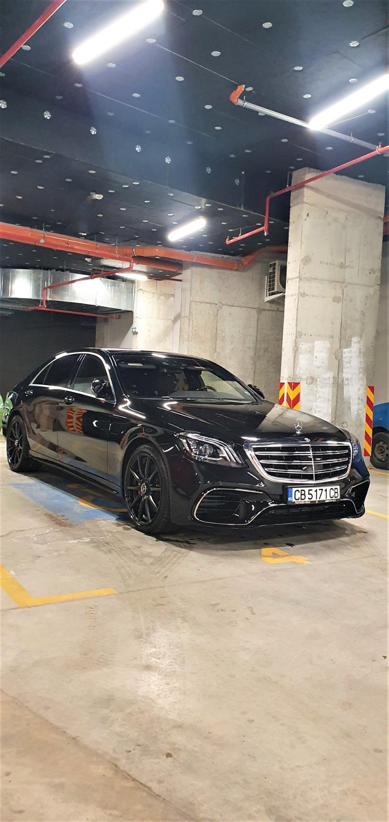 Mercedes-Benz S 500 - image 5