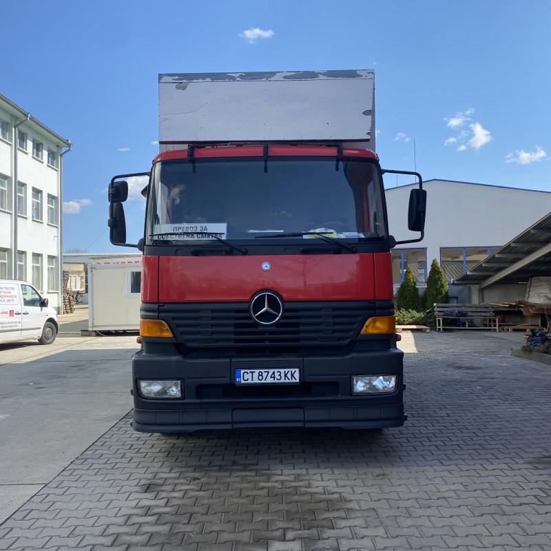 2- Mercedes-Benz Atego