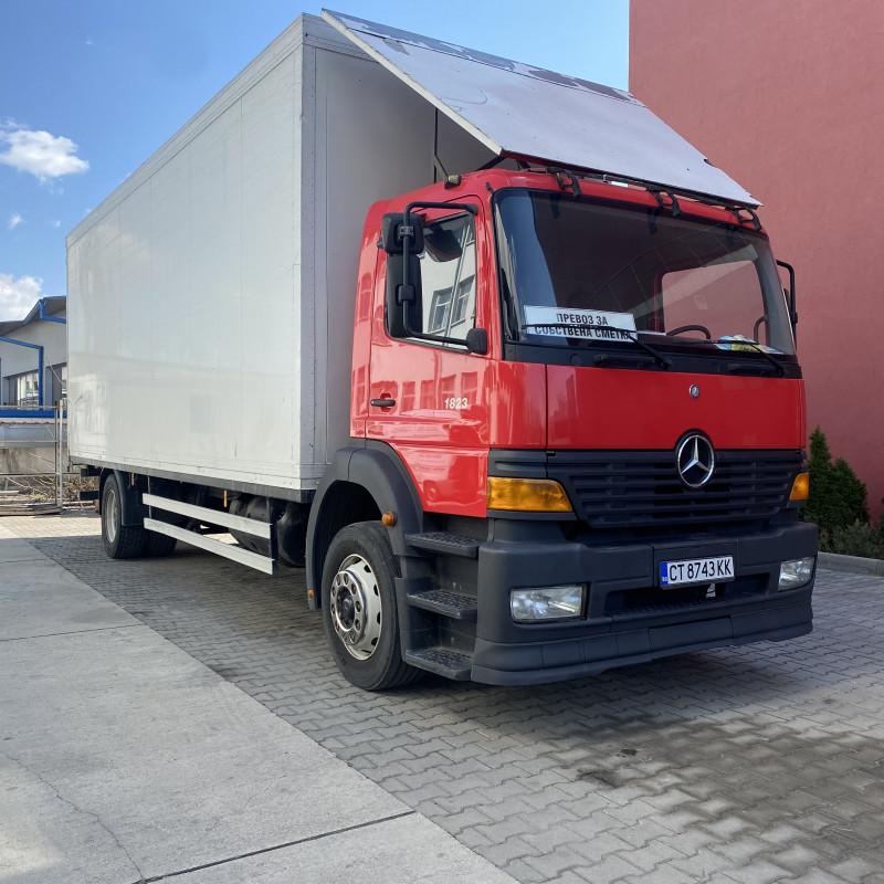 3- Mercedes-Benz Atego