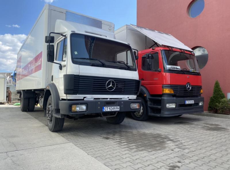 13- Mercedes-Benz Atego