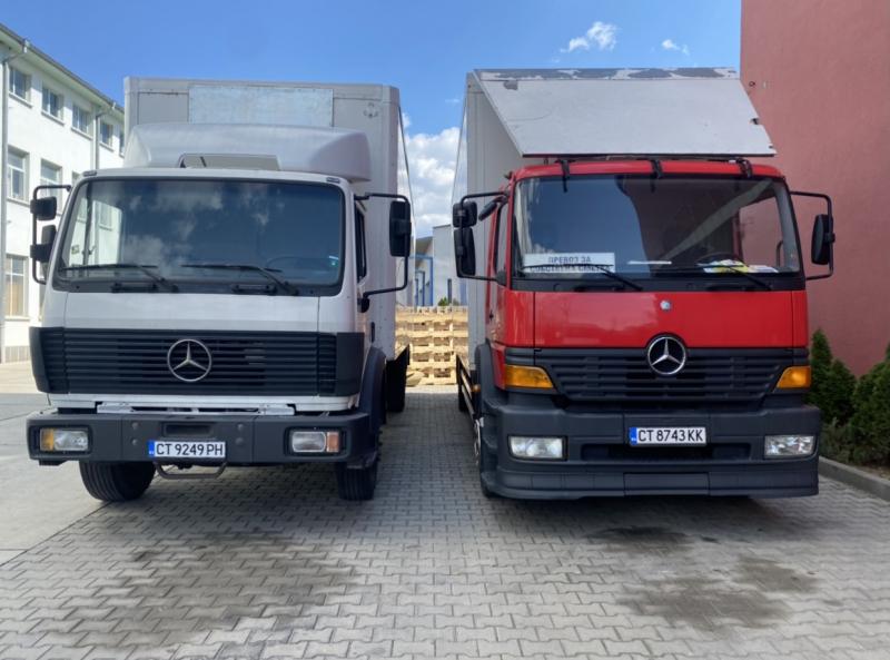 14- Mercedes-Benz Atego