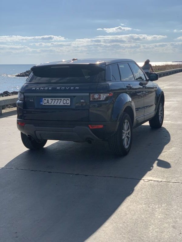 Land Rover Range Rover Evoque - image 5