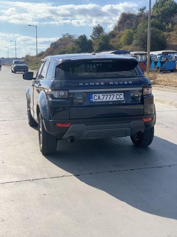 Land Rover Range Rover Evoque - image 4