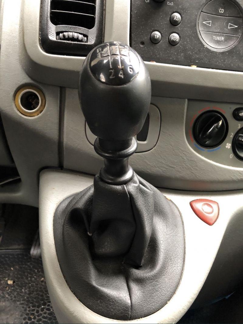 10- Opel Vivaro