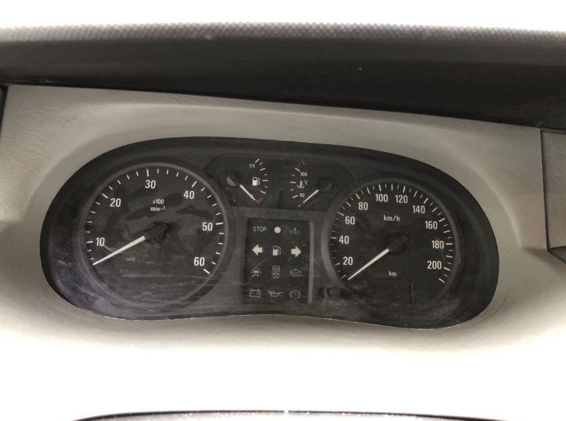 7- Opel Vivaro