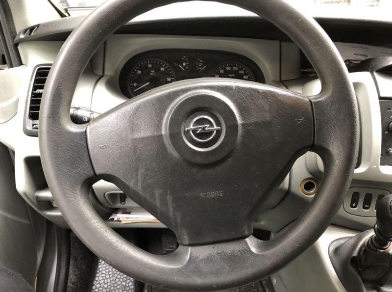 6- Opel Vivaro