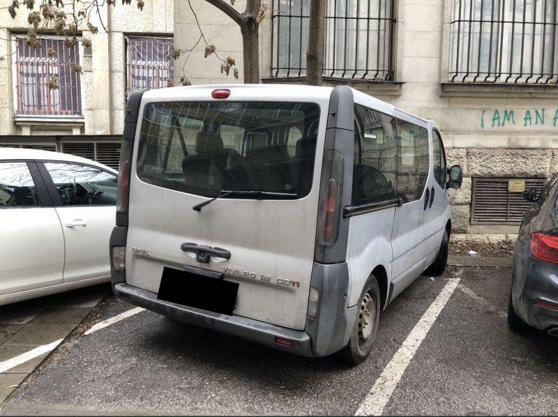 11- Opel Vivaro