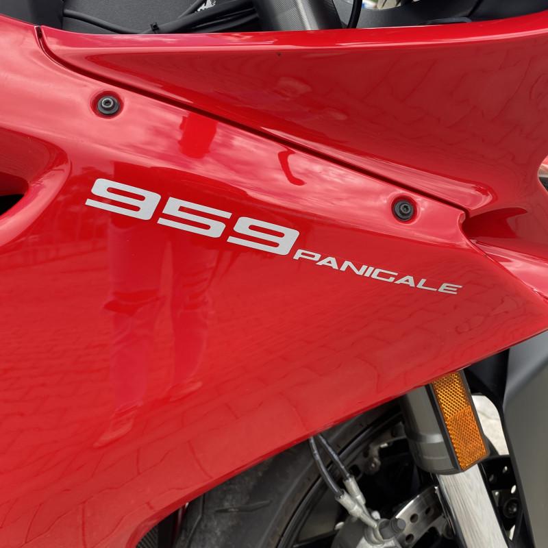 8- Ducati PANIGALE 959