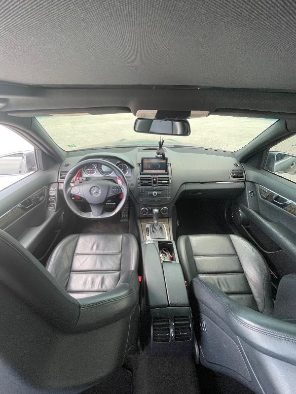 Mercedes-Benz C 63 AMG - image 8