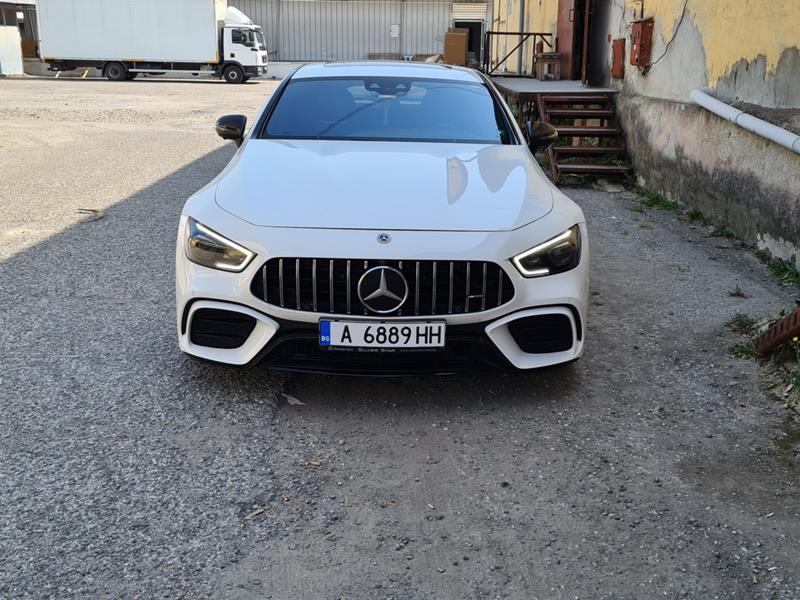 Mercedes-Benz GT - image 1