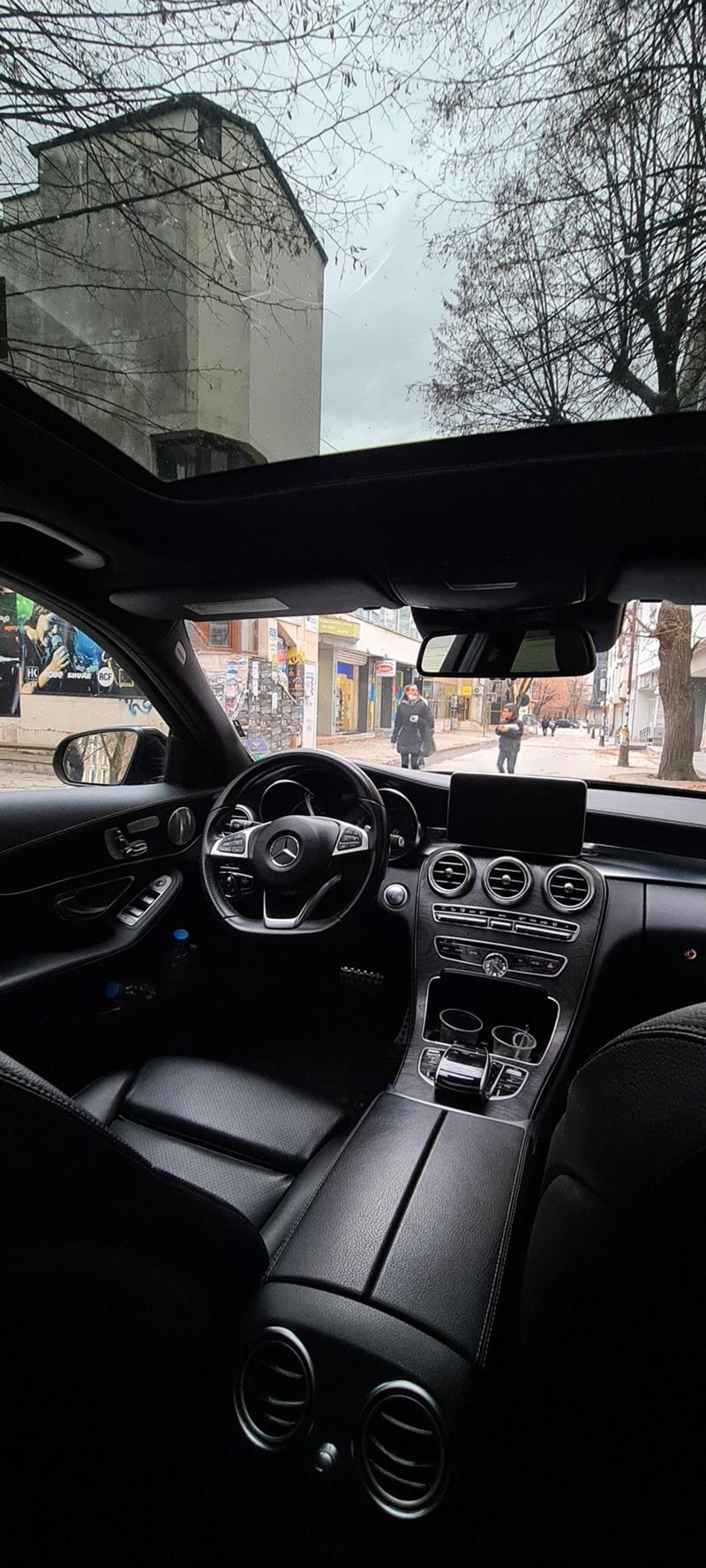 Mercedes-Benz C 400 - image 9