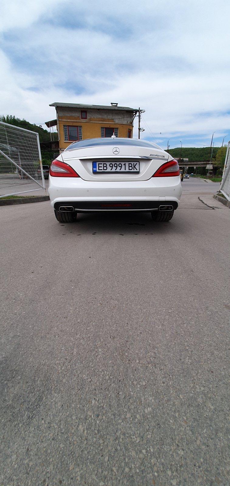 Mercedes-Benz CLS 350 - image 5
