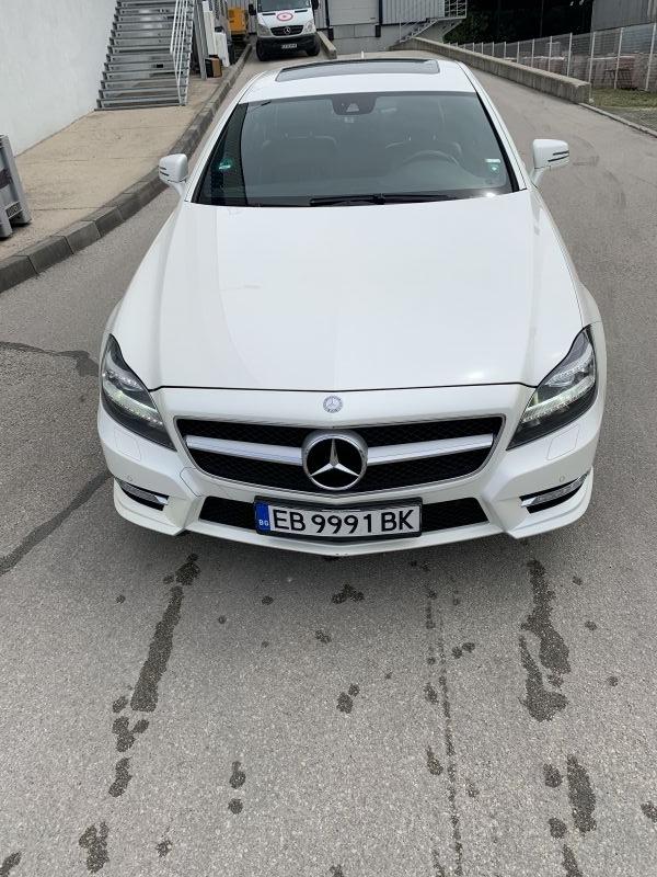 Mercedes-Benz CLS 350 - image 4