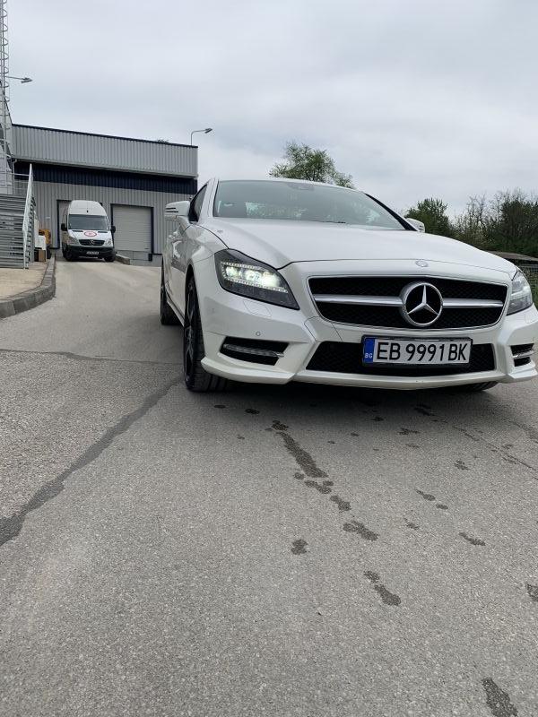 Mercedes-Benz CLS 350 - image 8