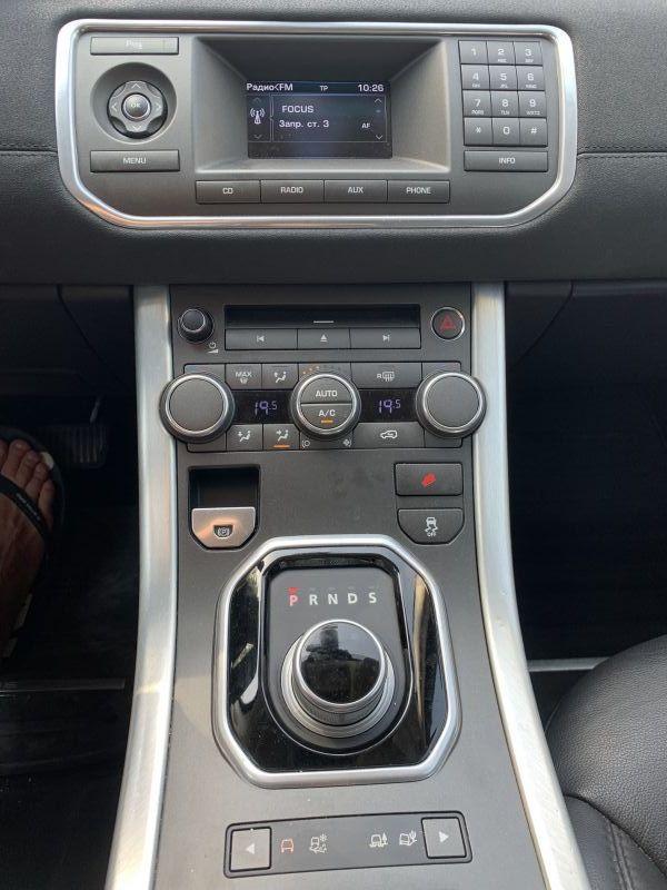 Land Rover Range Rover Evoque - image 8