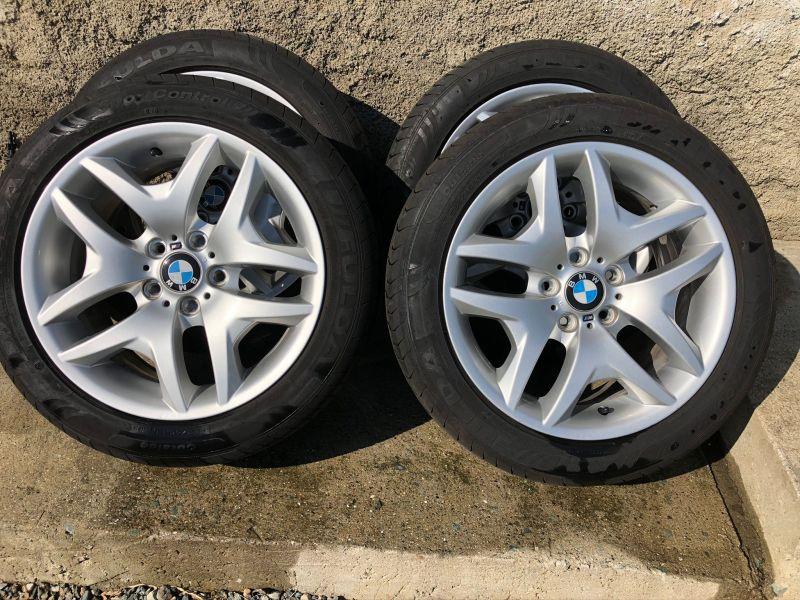 М-Джанти,Спорт Пакет:255/45/18;235/50/18-за BMW X1 и X3.