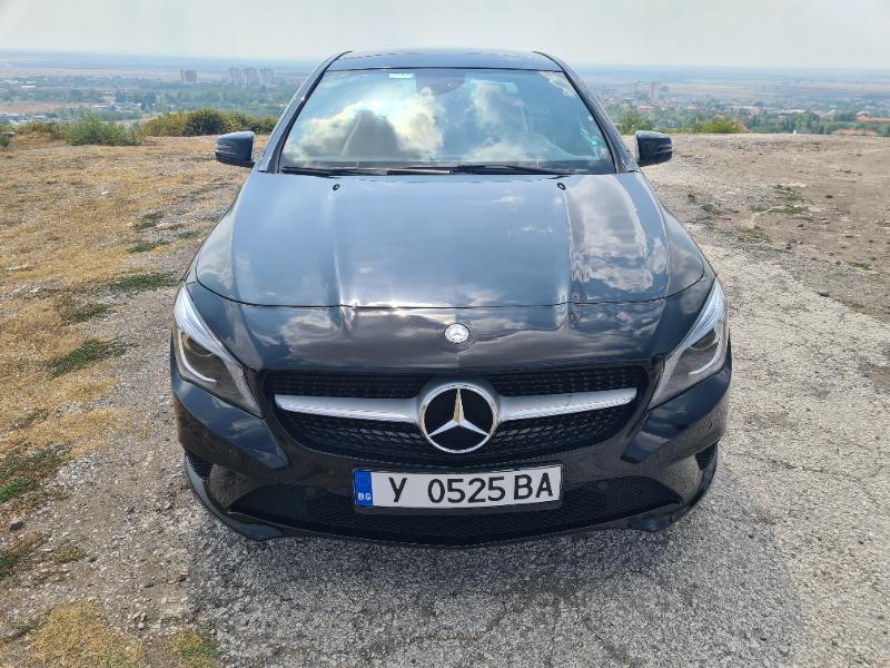 Mercedes-Benz CLA 250