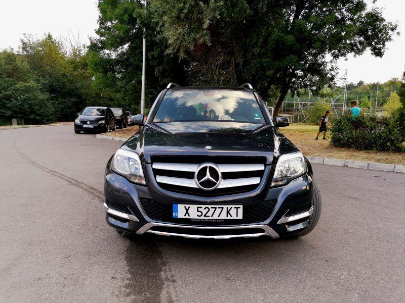 Mercedes-Benz GLK 220