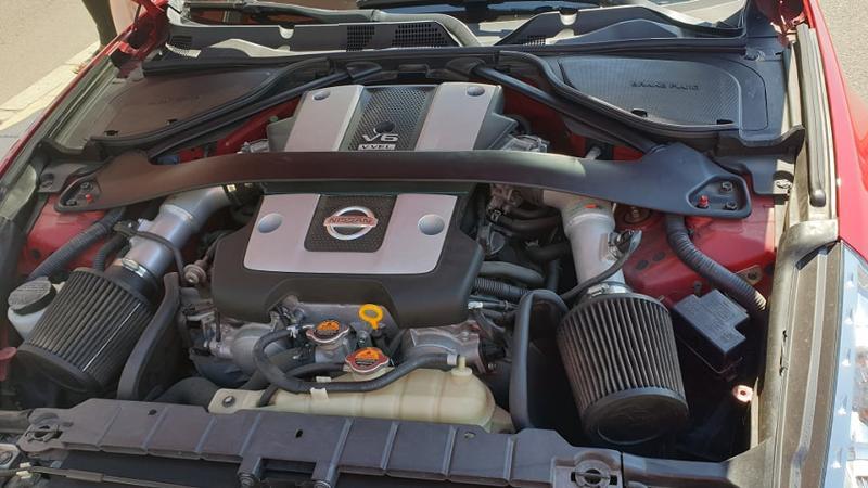 Nissan 370 Z - image 14